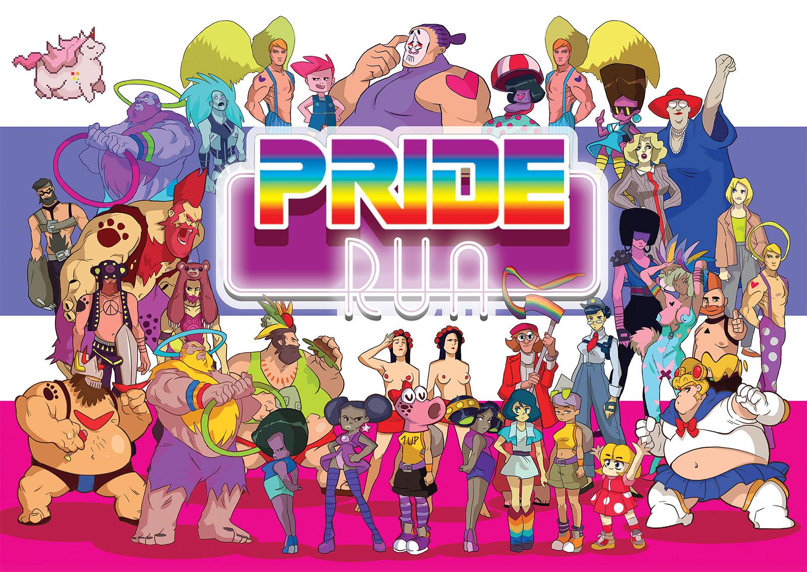 pride-run-foto-di-gruppo-personaggi
